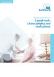 Casual work: Characteristics and implications