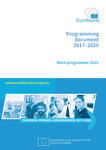 Programming document 2017–2020: Work programme 2020