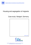Housing and segregation of migrants - Case study: Stuttgart, Germany