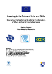 Investing in the future of jobs and skills: Non-metallic materials – Sector report