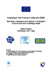 Investing in the future of jobs and skills: Distribution and trade - Sector report