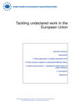 Tackling undeclared work in the European Union