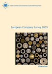 European Company Survey 2009 - Overview