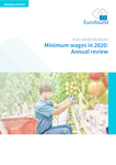 Minimum wages in 2020: Annual review