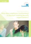 Wie kommt die Beteiligung der Arbeitnehmer an der Entscheidungsfindung den Unternehmen zugute?