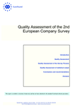Quality Assessment of the 2nd European Company Survey