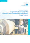 Representativeness of the European social partner organisations: Paper sector