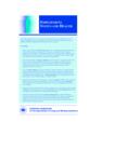 Employment status and health (Summary)