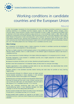 Working conditions in candidate countries and the European Union (résumé)