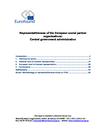 Representativeness of the European social partner organisations: Central government administration