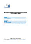 Representativeness of the European social partner organisations: Tanning and leather industry