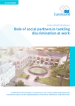 Role of social partners in tackling discrimination at work