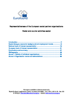 Representativeness of the European social partner organisations: Postal and courier activities sector