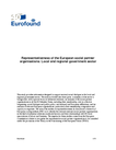 Representativeness of the European social partner organisations: Local and regional government sector