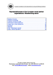 Representativeness of the European social partner organisations: Woodworking sector