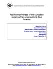 Representativeness of the European social partner organisations: Sea fisheries