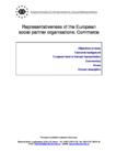 Representativeness of the European social partner organisations: Commerce