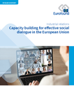 Capacity building for effective social dialogue in the European Union