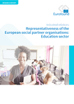 Representativeness of the European social partner organisations: Education sector