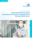 Representativeness of the European social partner organisations: Human health sector