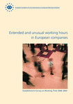 Extended and unusual working hours in European companies