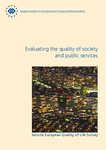 Second European Quality of Life Survey: Evaluating the quality of society and public services