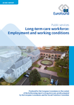 Long-term care workforce: Employment and working conditions