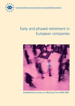 Early and phased retirement in European companies