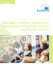 Education, healthcare and housing: How access changed for children and families in 2020