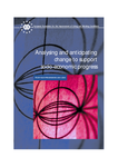 Analysing and anticipating change to support socio-economic progress