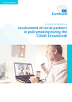 Arbetsmarknadsparternas deltagande i utformningen av politiken under covid-19-utbrottet