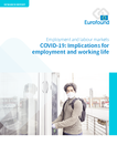 COVID-19: Implications for employment and working life