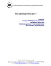 Pay developments 2011