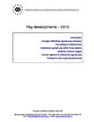 Pay developments – 2010