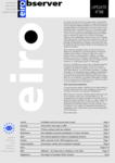 EIRObserver (Issue 4/98)