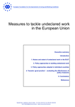 Measures to tackle undeclared work in the European Union