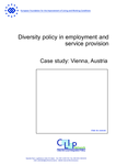 Diversity policy in employment and service provision - Case study: Vienna, Austria