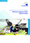 Minimum wages in 2021: Annual review