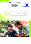 Innovation in EU companies: Do workplace practices matter?