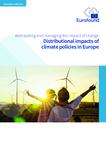 Distribucijski vplivi podnebnih politik v Evropi