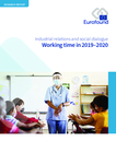 Working time in 2019–2020