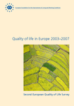 Second European Quality of Life Survey: Quality of life in Europe, 2003–2007