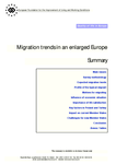Migration trends in an enlarged Europe (summary)