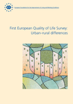 First European Quality of Life Survey: Urban–rural differences