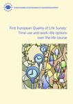 First European Quality of Life Survey: Time use and work–life options over the life course