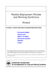 Flexible employment policies and working conditions (Finland)