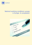 National working conditions surveys in Europe: A compilation