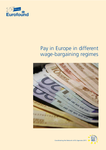 Pay in Europe in different wage-bargaining regimes