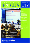 Foundation Focus - Social dialogue: For a competitive, fair and modern Europe