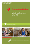 Foundation Findings: Work preferences after 50